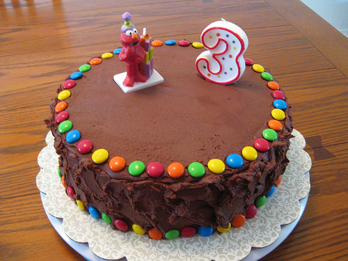 Торт своими руками на детское день рождения 127