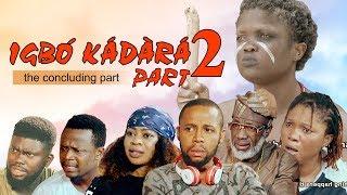 IGBO KADARA (PART 2) 2018 YORUBA MOVIE | JAIYE KUTI | AKIN LEWIS | ADEMOLA ADISA