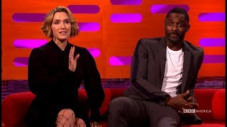 Kate Winslet Had to Direct Her Own Love Scene with Idris Elba – The Graham Norton Show